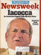 Newsweek Vol. CIV No. 15 Magazine