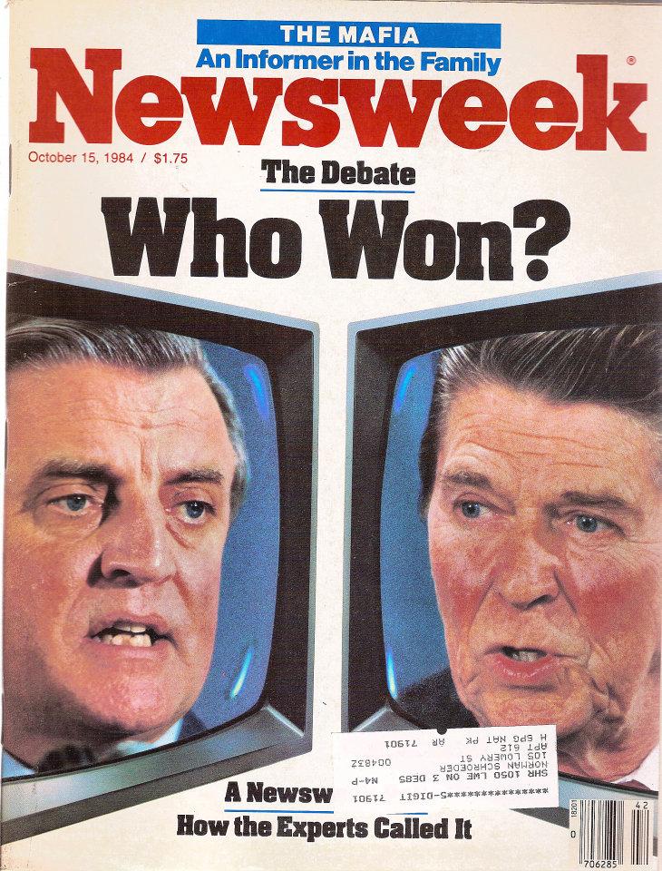 Newsweek Vol. CIV No. 16
