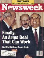 Newsweek Vol. CIX No. 17 Magazine