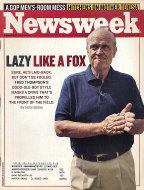 Newsweek Vol. CL No. 11 Magazine