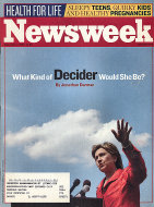 Newsweek Vol. CL No. 12 Magazine