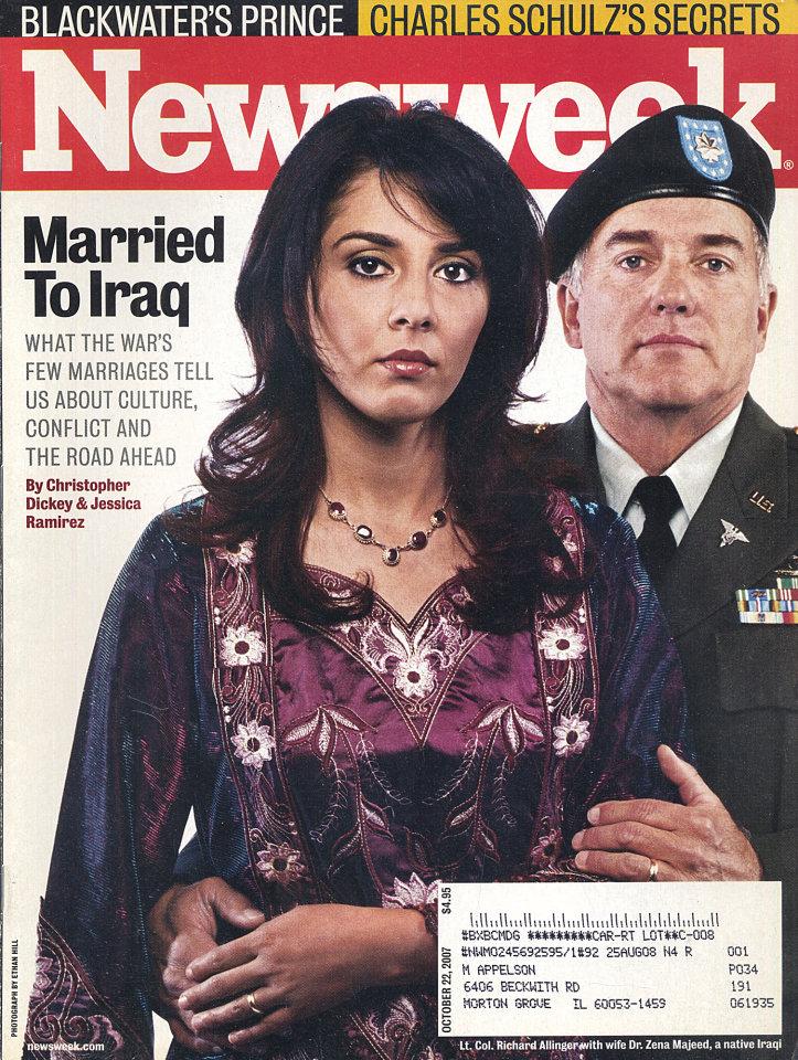 Newsweek Vol. CL No. 17