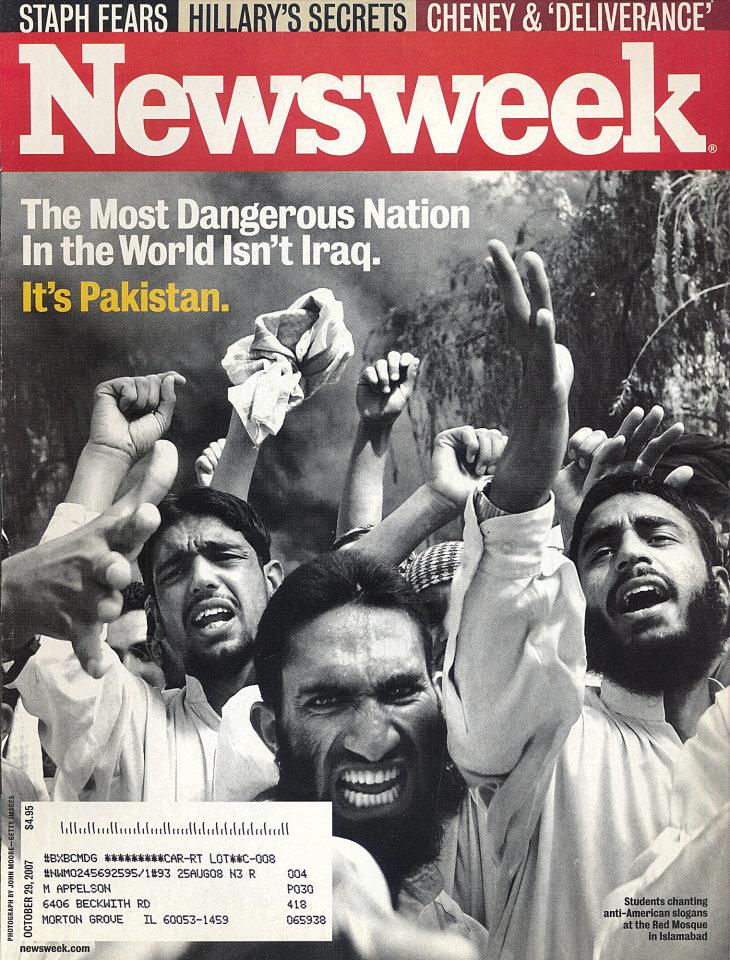 Newsweek Vol. CL No. 18