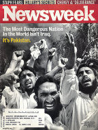 Newsweek Vol. CL No. 18 Magazine
