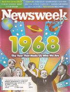 Newsweek Vol. CL No. 21 Magazine