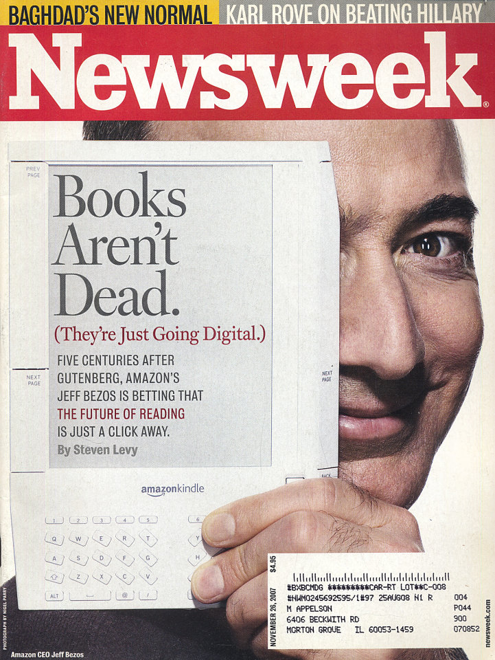 Newsweek Vol. CL No. 22