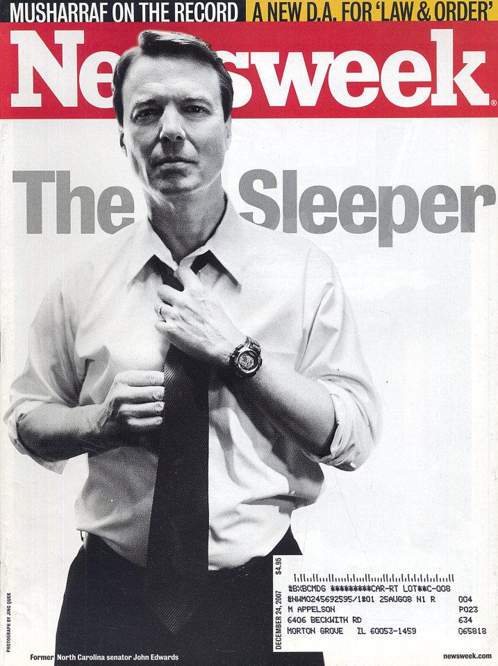 Newsweek Vol. CL No. 26