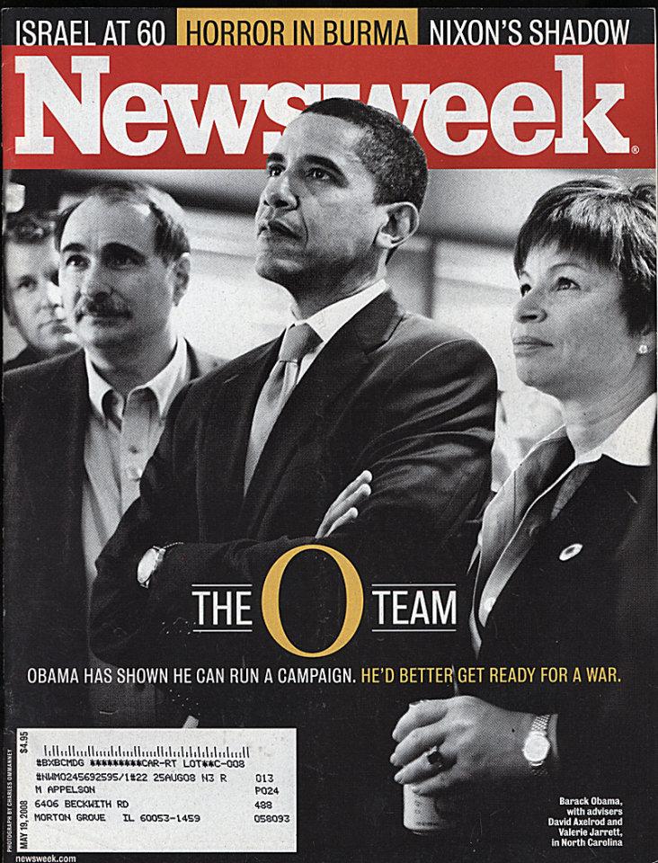 Newsweek Vol. CLI No. 20