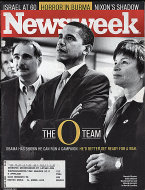 Newsweek Vol. CLI No. 20 Magazine