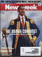 Newsweek Vol. CLIX No. 21 Magazine