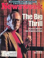 Newsweek Vol. CV No. 16 Magazine