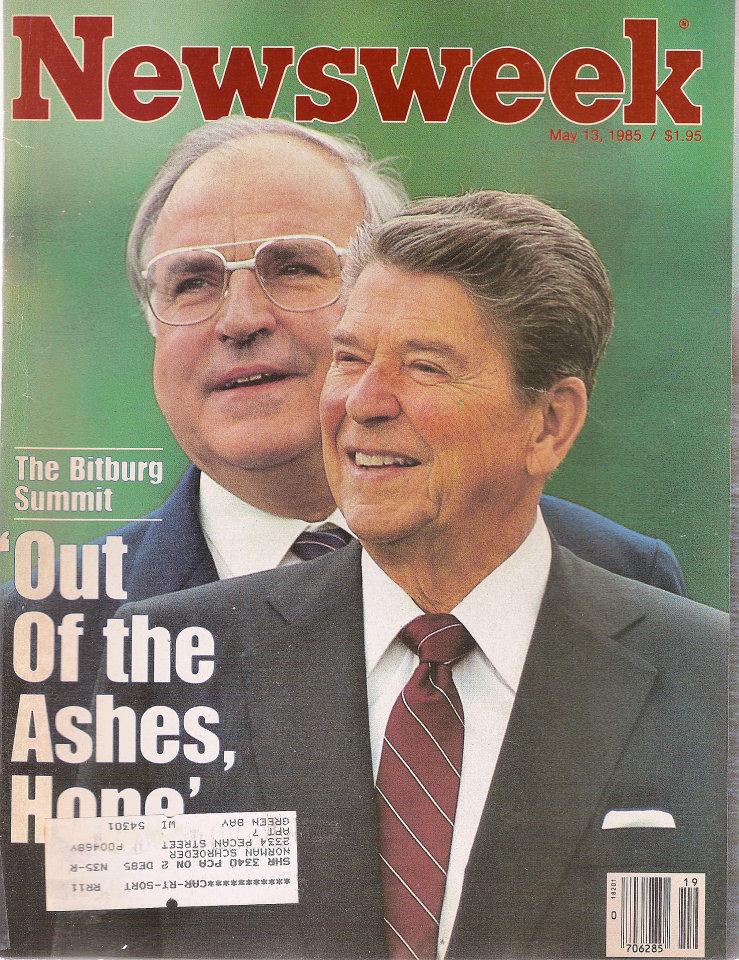 Newsweek Vol. CV No. 19