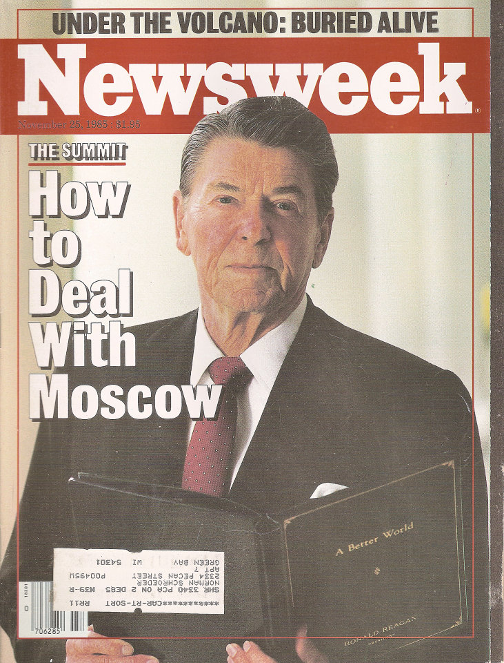 Newsweek Vol. CVI No. 22