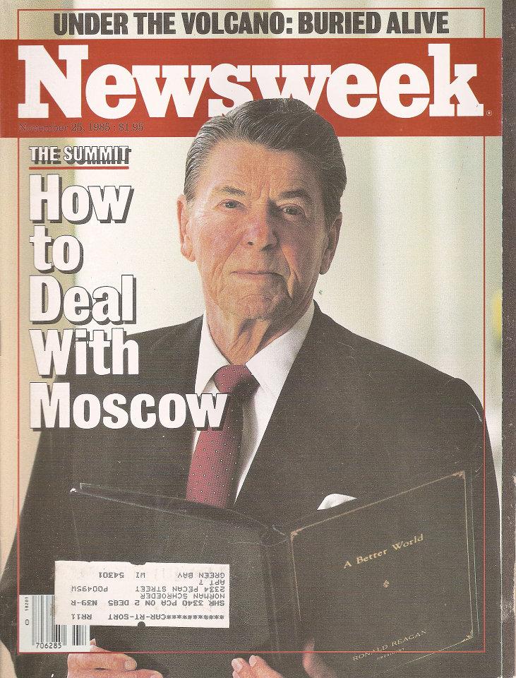 Newsweek Vol. CVI No. 22