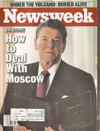 Newsweek Vol. CVI No. 22 Magazine