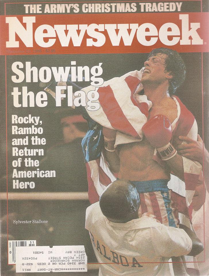 Newsweek Vol. CVI No. 26