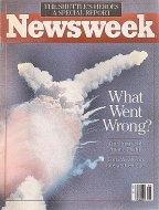 Newsweek Vol. CVII No. 6 Magazine