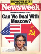 Newsweek Vol. CVIII No.12 Magazine