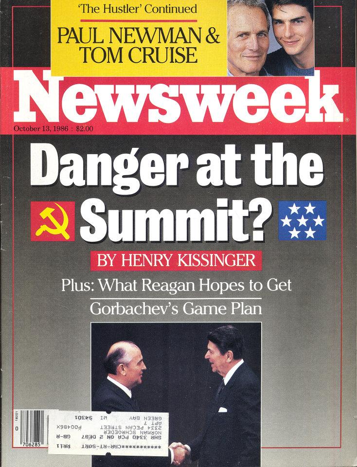 Newsweek Vol. CVIII No. 15
