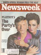Newsweek Vol. CVIII No. 5 Magazine