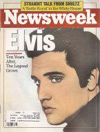 Newsweek Vol. CX No. 5 Magazine