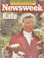 Newsweek Vol. CX No. 9 Magazine