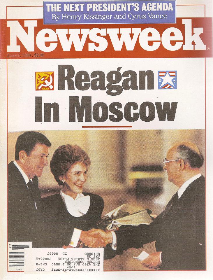 Newsweek Vol. CXI No. 23