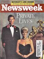 Newsweek Vol. CXIX No. 25 Magazine