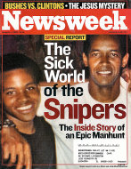 Newsweek Vol. CXL No. 19 Magazine