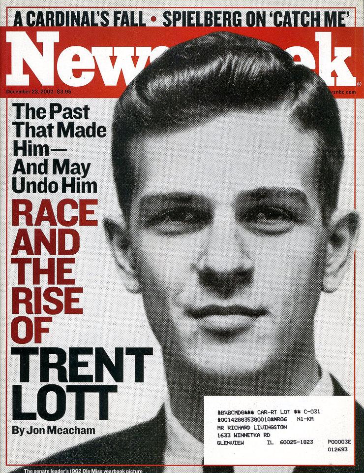 Newsweek Vol. CXL No. 26