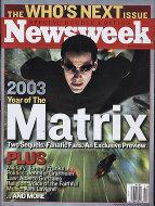 Newsweek Vol. CXLI No. 1 Magazine