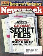 Newsweek Vol. CXLI No. 17 Magazine