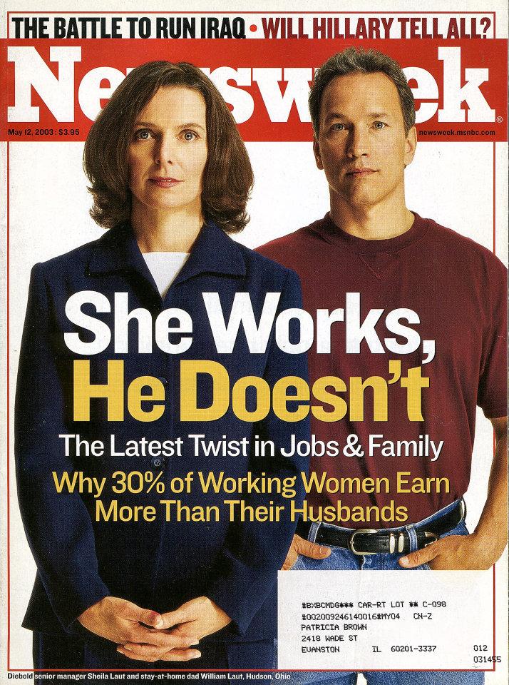 Newsweek Vol. CXLI No. 19