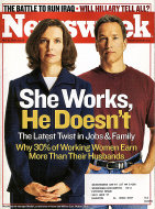 Newsweek Vol. CXLI No. 19 Magazine