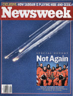 Newsweek Vol. CXLI No. 6 Magazine