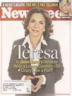 Newsweek Vol. CXLIII No. 18 Magazine