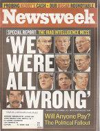 Newsweek Vol. CXLIII No. 6 Magazine