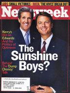 Newsweek Vol. CXLIV No. 3 Magazine