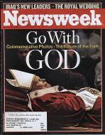 Newsweek Vol. CXLV No. 16 Magazine