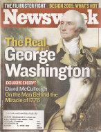 Newsweek Vol. CXLV No. 21 Magazine