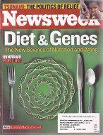 Newsweek Vol. CXLV No. 3 Magazine