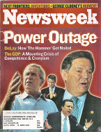 Newsweek Vol. CXLVI No. 15 Magazine