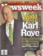 Newsweek Vol. CXLVI No. 4 Magazine