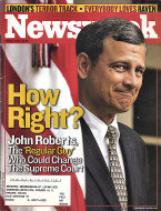 Newsweek Vol. CXLVI No. 5 Magazine