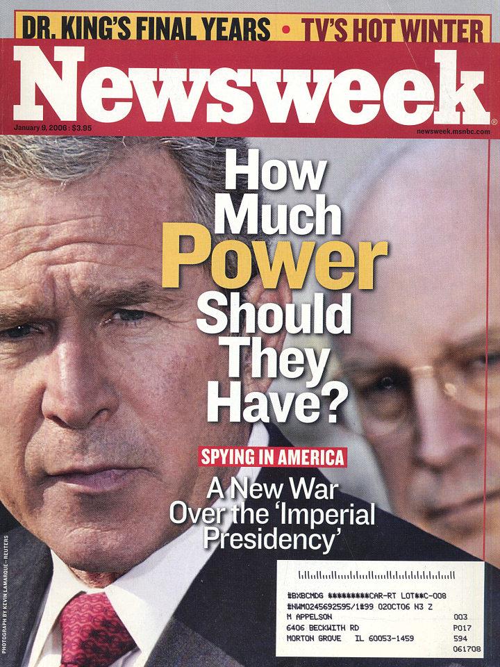 Newsweek Vol. CXLVII No. 2