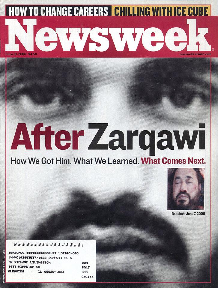 Newsweek Vol. CXLVII No. 25