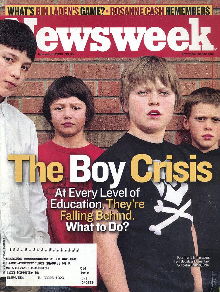 Newsweek Vol. CXLVII No. 5