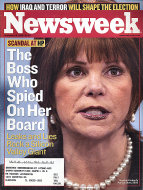 Newsweek Vol. CXLVIII No. 12 Magazine