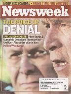 Newsweek Vol. CXLVIII No. 15 Magazine