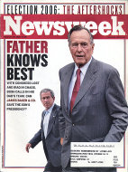 Newsweek Vol. CXLVIII No. 21 Magazine
